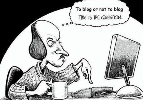 Мое отношение к блоггингу