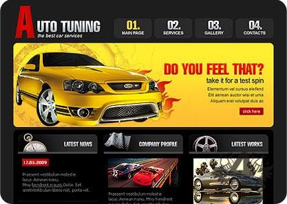 Как заработать на сайте для любителей автомобилей
