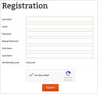 Google предлагает стандартизировать регистрационные формы